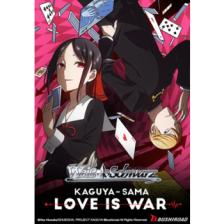 Wei? Schwarz - Trial Deck?Kaguya-sama: Love Is War Display (6 Decks)