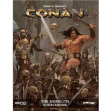 Conan: Monolith Sourcebook