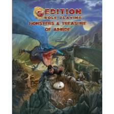 5th Edition Role Playing - Monsters & Treasure of Aihrde