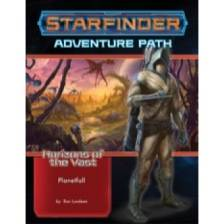 Starfinder Adventure Path: Planetfall (Horizons of the Vast 1 of 6)
