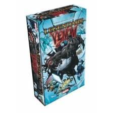 Legendary: A Marvel Deck Building Game - Venom Expansion