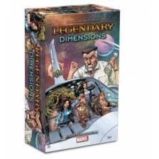 Legendary: A Marvel Deck Building Game - Dimensions Expansion