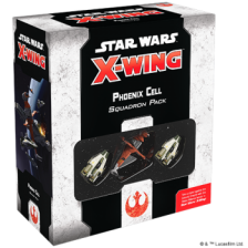 Star Wars X-Wing 2nd Ed: Phoenix Cell Squadron Expansion Pack