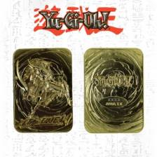 Yu-Gi-Oh! 24K Gold Plated Limited Edition Collectible - Black Luster Soldier