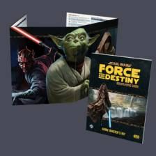 Star Wars RPG: Force and Destiny - Game Master's Kit