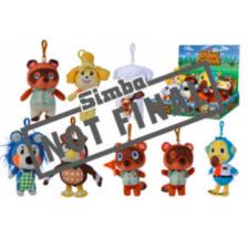 Animal Crossing Schl?sselanh?nger Sortiment 15cm (8)