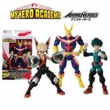 Anime Heroes - My Hero Academia Figuren Assortment (6)