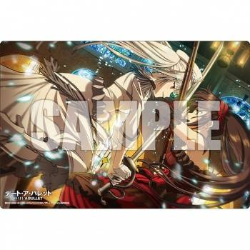 Bushiroad Rubber Mat Collection Extra Vol.178 Date a Bullet - Kyouzou & The White Queen