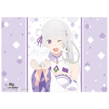 Bushiroad Rubber Mat Collection Vol.890 Re:Zero to Start Otherworldly Life: The Bond of Ice