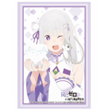 Bushiroad Sleeve Collection HG Vol.2875 Re:Zero to Start Otherworldly Life: The Bond of Ice