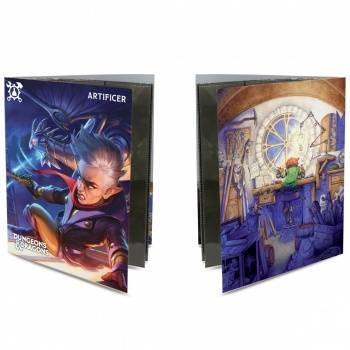 UP - Class Folio with Stickers for Dungeons & Dragons - Artificer