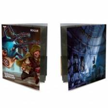 UP - Class Folio with Stickers for Dungeons & Dragons - Rogue