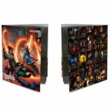UP - Class Folio with Stickers for Dungeons & Dragons - Wizard