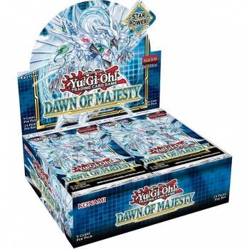 YGO - Dawn of Majesty - Booster Display (24 Packs)