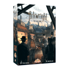 Arkwright The Card Game