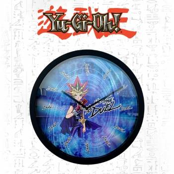 Yu-Gi-Oh! Its time to Duel Clock