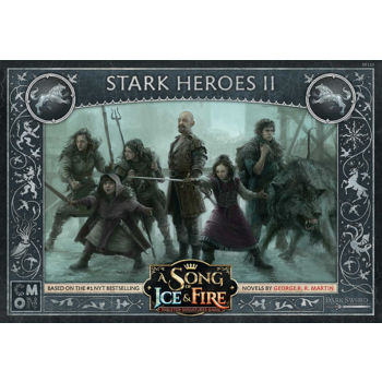 A Song Of Ice And Fire - Stark Heroes #2