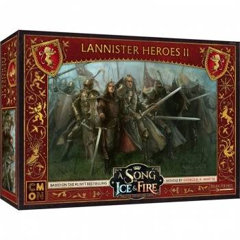 A Song Of Ice And Fire - Lannister Heroes #2