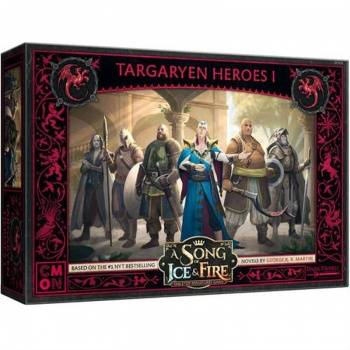 A Song Of Ice And Fire - Targaryen Heroes #1