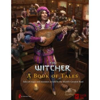 The Witcher TRPG: A Book of Tales
