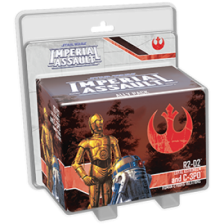 R2-D2 and C-3PO Ally Pack: Star Wars Imperial Assault