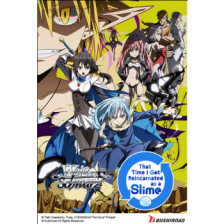 Wei? Schwarz - Booster Display: That Time I Got Reincarnated as a Slime Vol.2 (20 Packs)