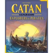 Catan: Explorers & Pirates? Expansion
