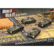 WWIII: Kanonenjagdpanzer Zug