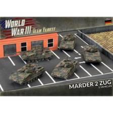 WWIII: Marder II (x5 Plastic)