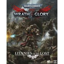 Warhammer 40000 Roleplay Wrath & Glory Litanies of the Lost