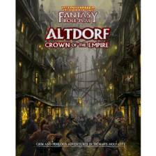 WFRP Altdorf: Crown of the Empire