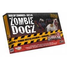 Zombicide - Box of Zombies Set #5: Zombie Dogz