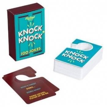 100 Knock Knock Jokes Card Game -EN