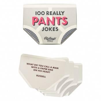 100 Really Pants Jokes -EN
