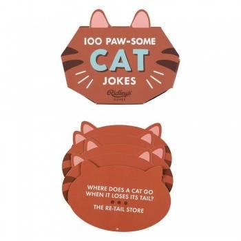 100 Cat Jokes -EN