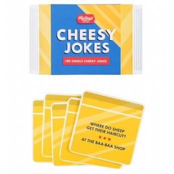 100 Cheesy Jokes -EN