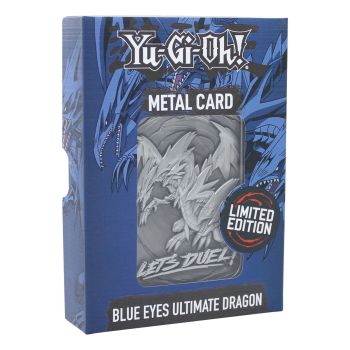Yu-Gi-Oh! Limited Edition Collectible - Blue Eyes Ultimate Dragon