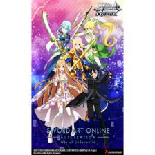 Wei? Schwarz - Sword Art Online Alicization Vol.2 War of Underworld BT Display (20 Packs)
