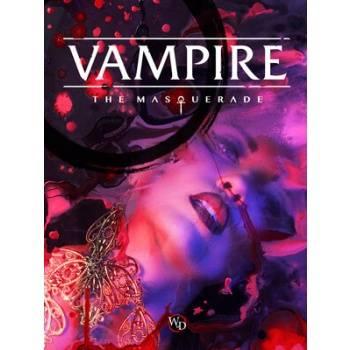 Vampire: The Masquerade 5th Ed Core Rulebook