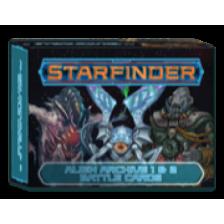 Starfinder Alien Archive 1 & 2 Battle Cards