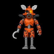 Funko Action Figure FNAF Dreadbear - Grim Foxy Vinyl Figure