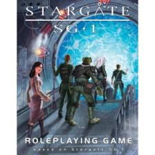 Stargate SG-1 Roleplaying Game Core Rulebook