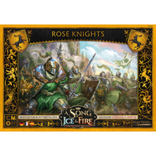 A Song of Ice & Fire - Rose Knights - DE/SP/FR