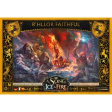 A Song of Ice & Fire - R'hllor Faithful - DE/SP/FR