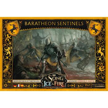 A Song of Ice & Fire - Baratheon Sentinels - DE/SP/FR
