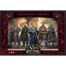 A Song of Ice & Fire - Targaryen Heroes #1 - DE/SP/FR