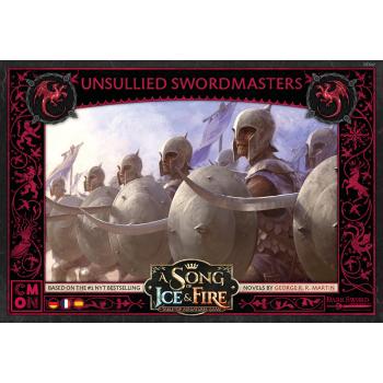 A Song of Ice & Fire - Unsullied Swordmasters - DE/SP/FR