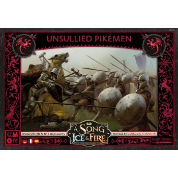 A Song of Ice & Fire - Unsullied Pikemen - DE/SP/FR