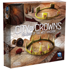 Paladins of the West Kingdom: City of Crowns