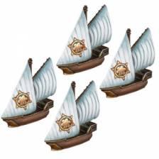 Armada - Basilean Sloop Squadrons